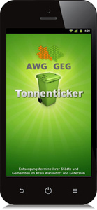 tonnenticker-app